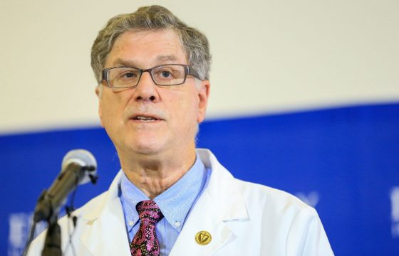Coronavirus Advice From America's Foremost Ebola Doctor