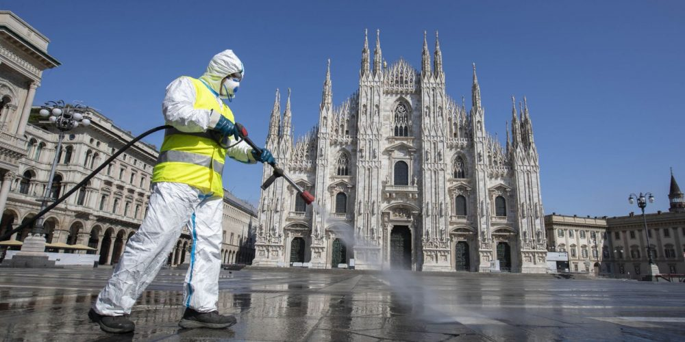 'A Calm Heart Is Valuable': Life in Italy Under Coronavirus Lockdown