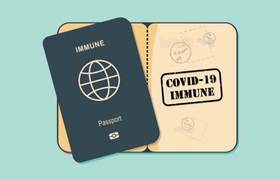 "Why it's too early to start giving out ""immunity passports"""