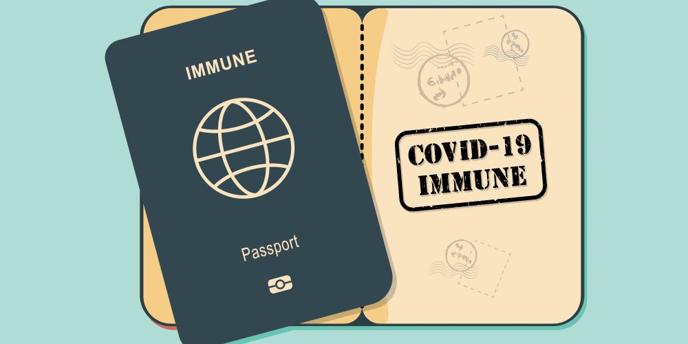 """Why it's too early to start giving out """"immunity passports"""""""